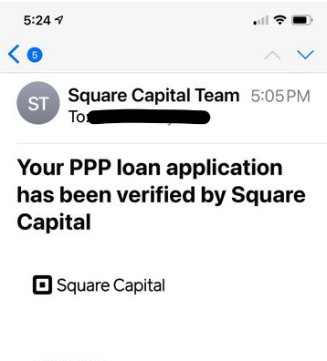 Solved: PPP Round 2 Application Rollout - The Seller Community
