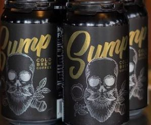 Sump Coffee canned cold brew