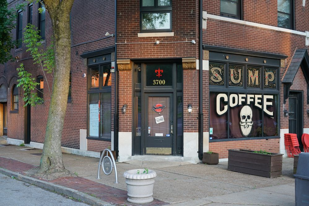 Sump Coffee's St. Louis location
